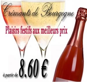 Champagne ou Crémant (de Bourgogne) ?