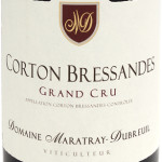 Corton Bressandes, grand Cru rouge