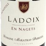 Nouveau : Ladoix 2011