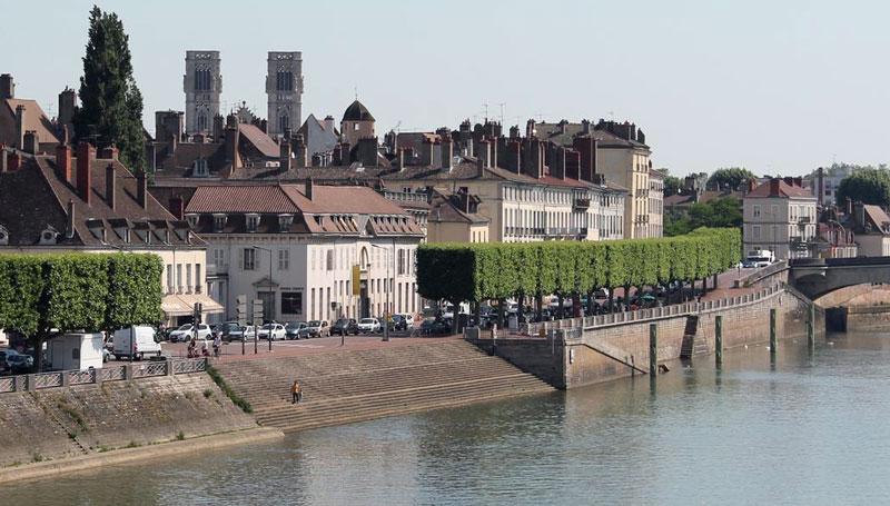 Le Tour de France à Chalon sur Saône