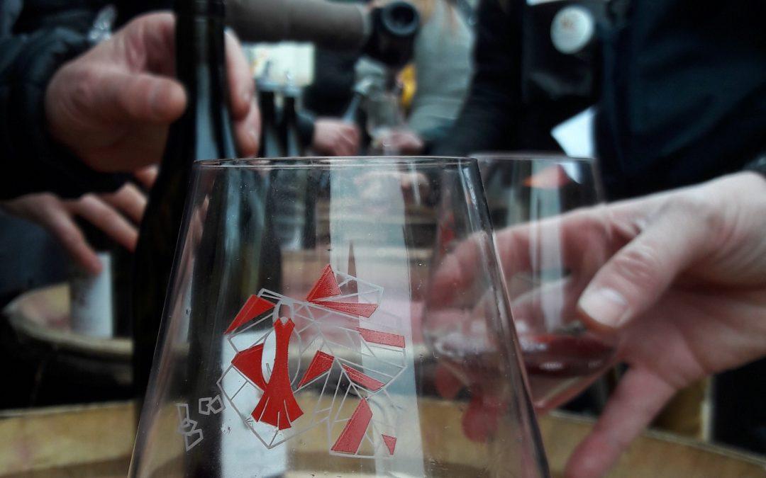 En images : plus de 80 000 visiteurs à Gevrey-Chambertin pour la Saint-Vincent Tournante 2020