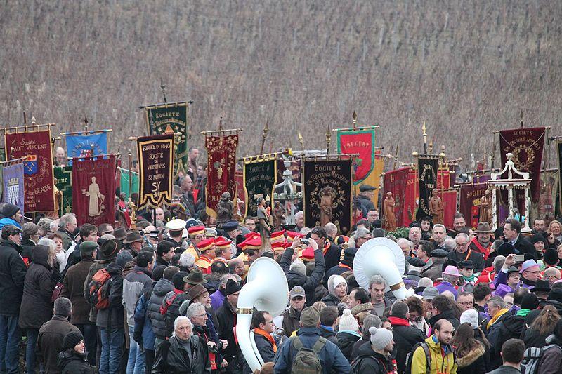 Tout savoir sur la Saint-Vincent Tournante, la plus traditionnelle des fêtes bourguignonnes