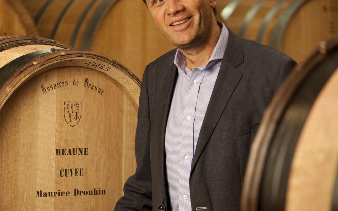 Frédéric Drouhin, nouveau président de l'interprofession bourguignonne