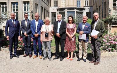 L'ONU du vin va siéger à Dijon